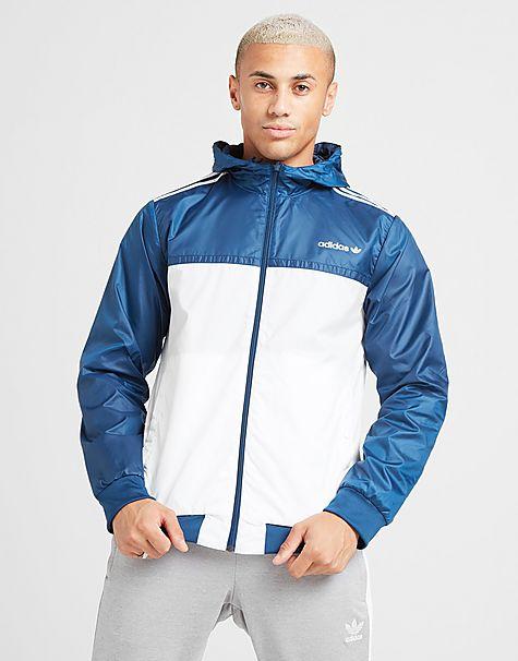 veste coupe-vent linear 2.0 reversible homme