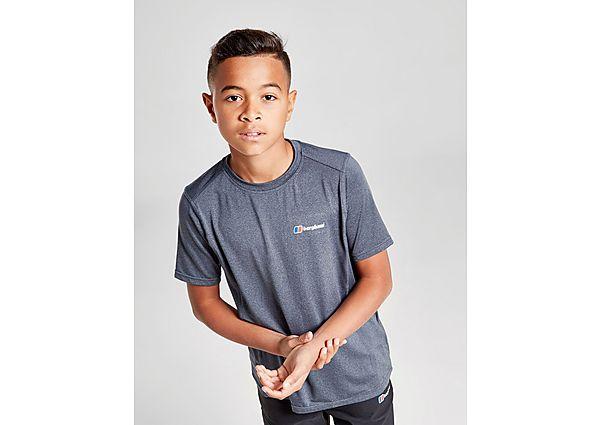 Comprar Ropa deportiva para niños online Berghaus camiseta Poly júnior, Grey