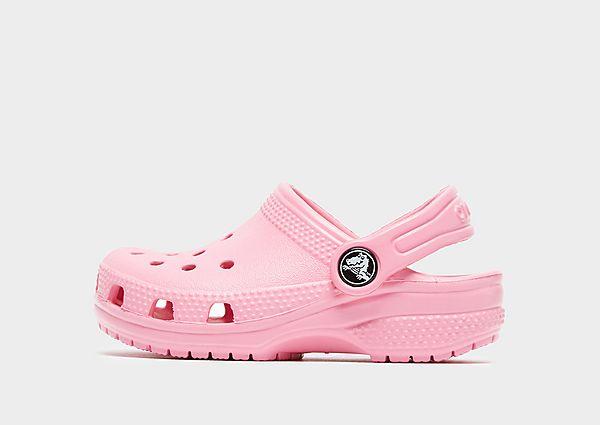 Comprar deportivas Crocs Classic Clog para bebé, Pink