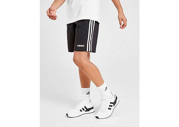 Comprar Ropa deportiva para niños online adidas pantalón corto 3-Stripes Woven  infantil, Black