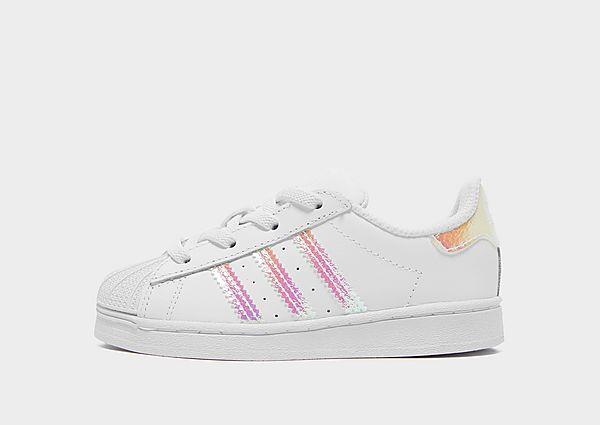 Comprar deportivas adidas Originals Superstar para bebé, White