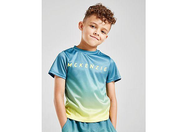 McKenzie Mini Batixa T-Shirt Kinderen - Blue - Kind