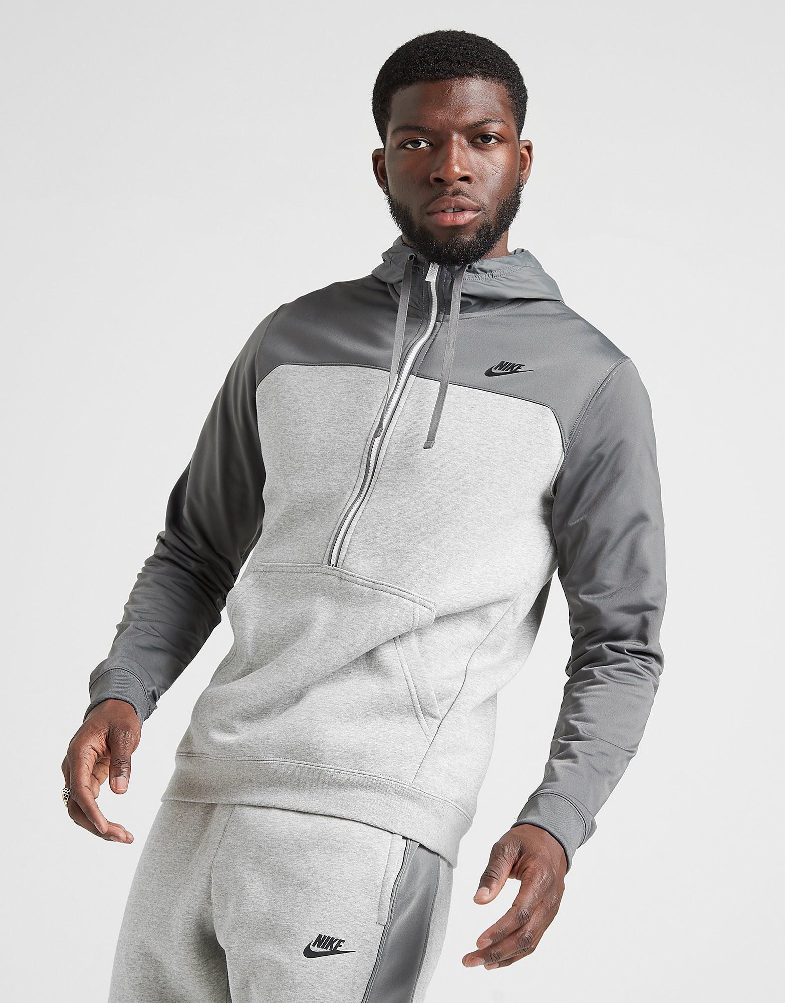 Nike Hybrid 12 Zip Hoodie
