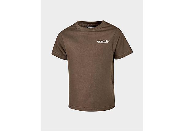 McKenzie Mini Essential T-Shirt Kinderen - Green - Kind