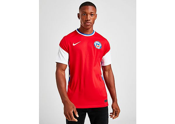 Nike camiseta Chile 2020 1.ª equipación, Red
