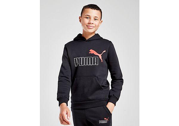 Comprar deportivas Puma sudadera con capucha Core Logo júnior, Black