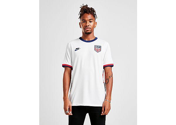 Nike camiseta USA 2020/21 1.ª equipación, White