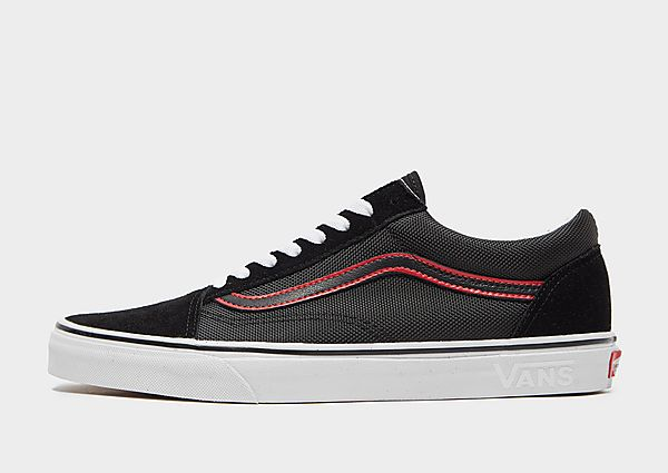 Vans Old Skool Heren - Black - Heren