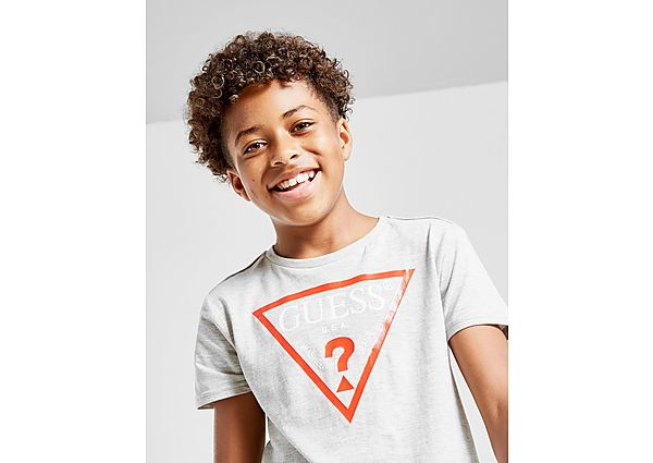Guess Triangle Logo T-Shirt Junior - Kind