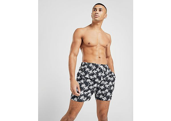 McKenzie Bruno Swim Shorts Heren  - Black - Heren