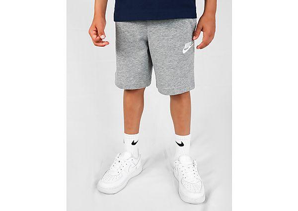 Comprar Ropa deportiva para niños online Nike pantalón corto Club infantil, Grey