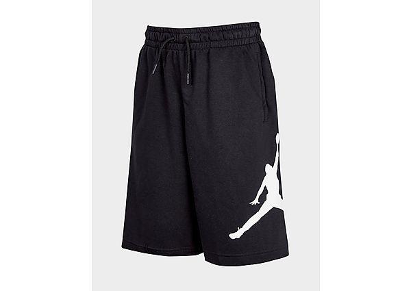 Comprar Ropa deportiva para niños online Jordan pantalón corto Jumpman Air French Terry júnior, Black