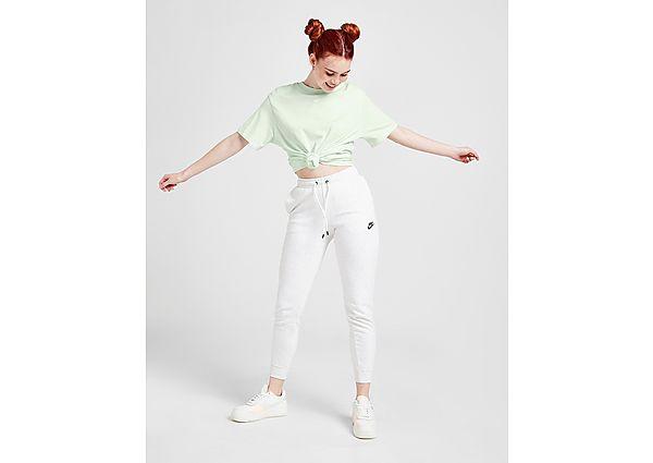 Ropa deportiva Mujer Nike pantalón de chándal Essential, Grey/Black