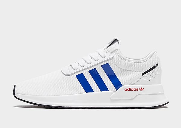 adidas Originals U_Path X, White/Blue