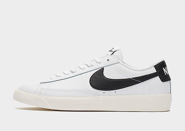 Nike Blazer Low, White/Black