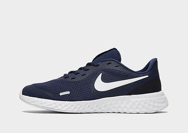 Nike Revolution 5 Junior - Blue - Kind