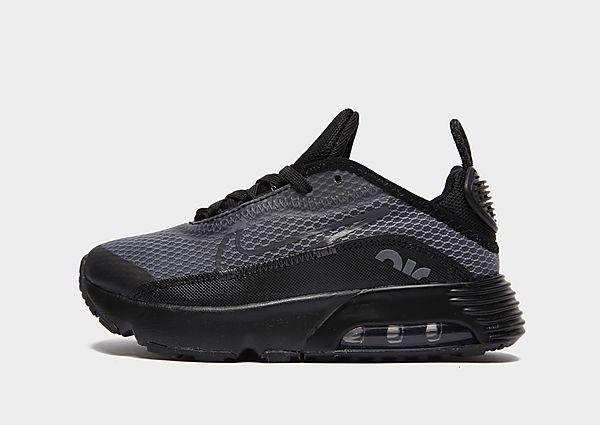 Comprar deportivas Nike Air Max 2090 infantil, Black/Grey