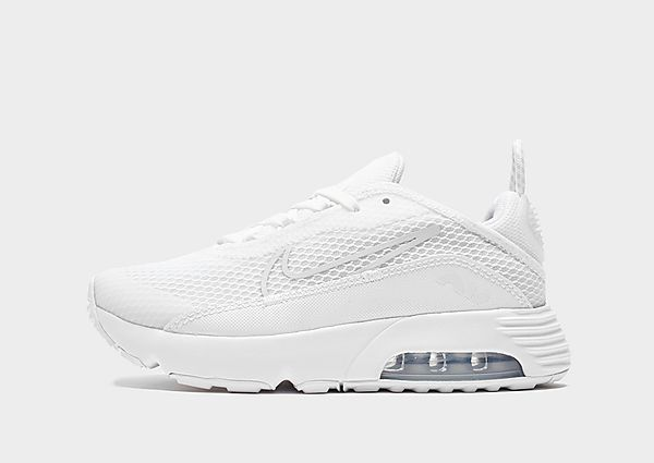Nike Air Max 2090 Kinderen - White/Silver - Kind
