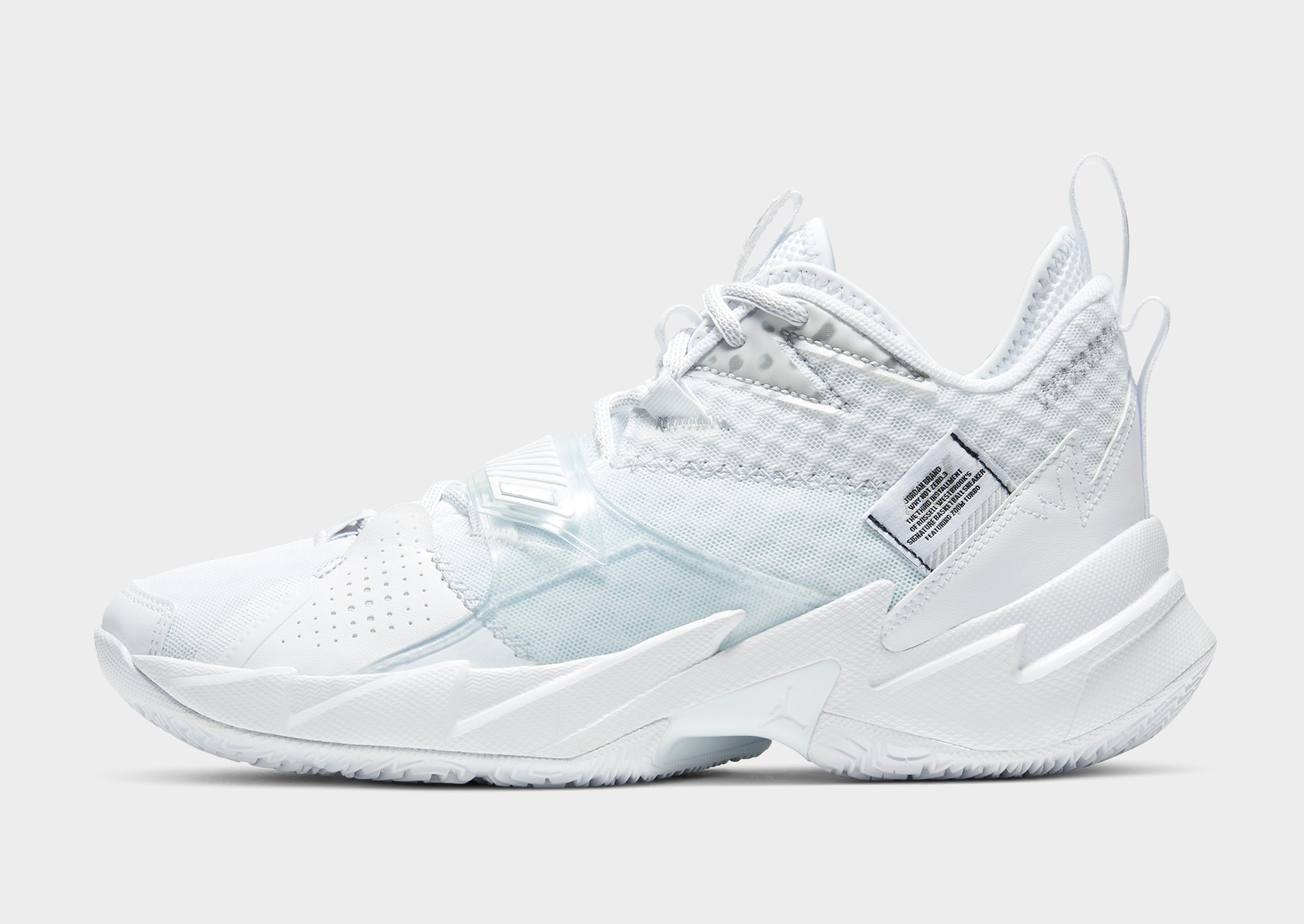 Jordan Why Not? Zer0.3, Blanco