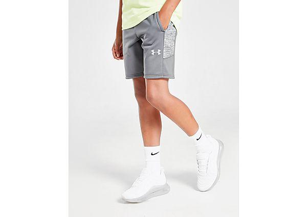 Under Armour Fleece Shorts Junior - Grey - Kind