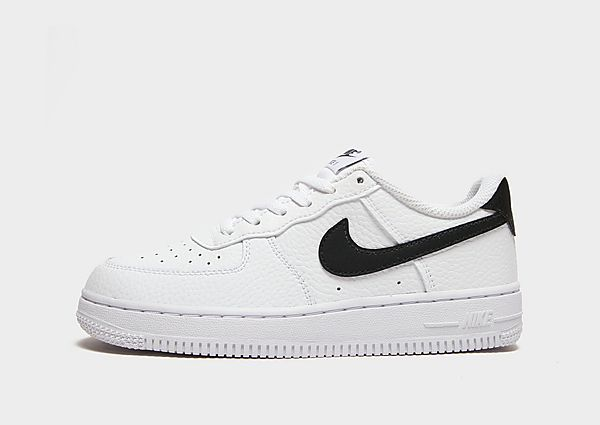 Nike Air Force 1 Low infantil, White/Black