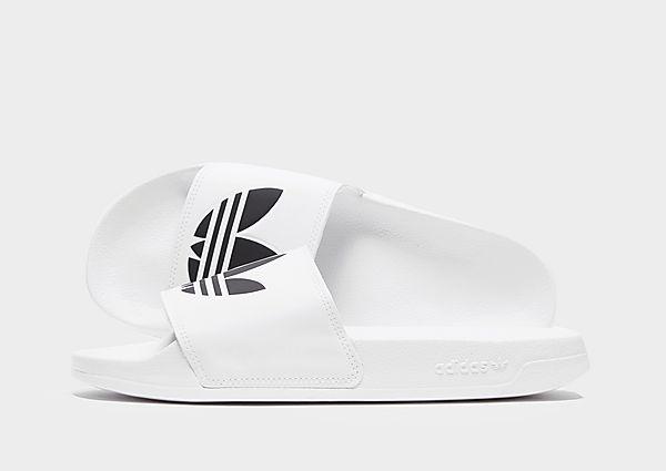 adidas Originals chanclas Adilette, White