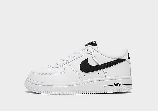 Nike Air Force 1 para bebé, White