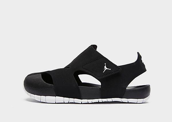 Comprar deportivas Jordan chanclas Flare infantil, Black/White