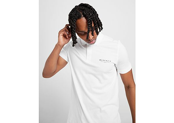 McKenzie polo Essential, White