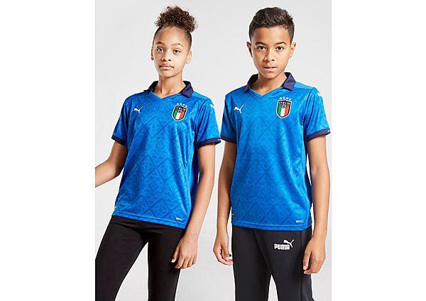 Puma camiseta Italy 2020 1.ª equipación júnior, Blue