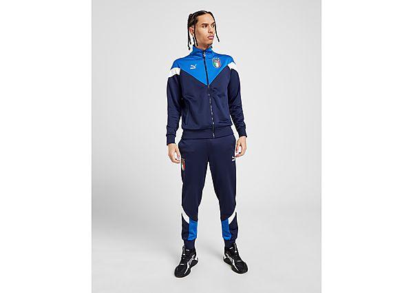Puma pantalón de chándal selección de Italia Icon, Blue/White