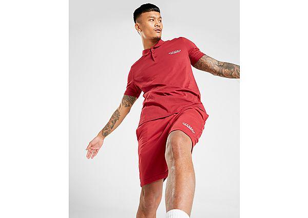 McKenzie Essential Fleece Shorts Heren - alleen bij JD - Red - Heren