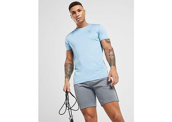 Gym King camiseta Core Poly, Blue