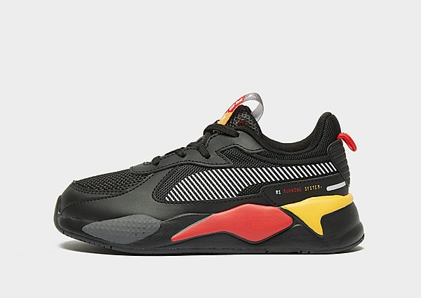 Puma RS-X Focus Kinderen  - Black/Red/Yellow - Kind