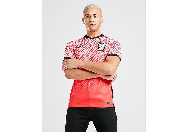 Nike camiseta selección de Corea del Sur 2020 1. ª equipación, Pink/White