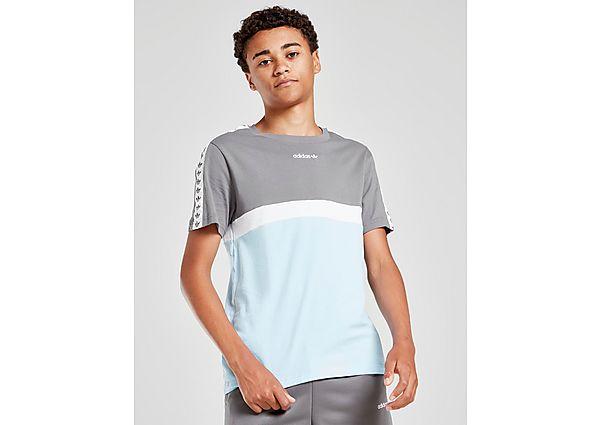 Adidas Originals Colour Block Tape T-Shirt Junior - Kind