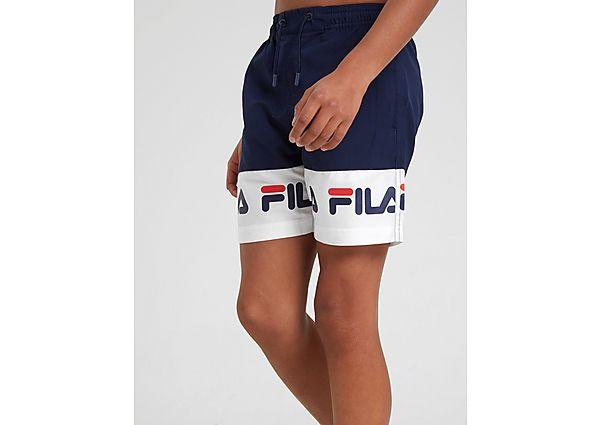 Fila Bill Cut & Sew Swim Shorts Junior - Kind