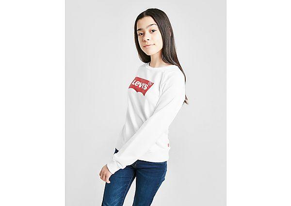 Comprar deportivas Levis sudadera Girls' Logo júnior, White