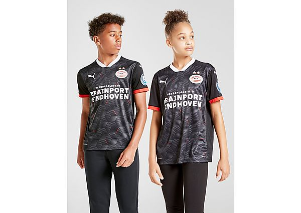 Puma camiseta PSV Eindhoven 2020/21 3.ª equipación júnior, Black/Red