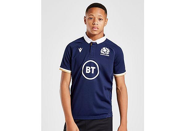 Macron camiseta Escocia RU 2020/21 1.ª equipación júnior