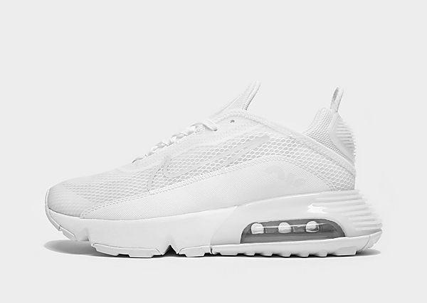 Comprar deportivas Nike Air Max 2090 júnior, White/Grey