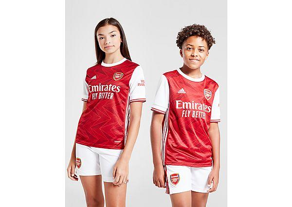 adidas camiseta Arsenal FC 2020/21 1.ª equipación júnior (RESERVA), Red