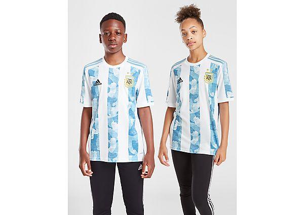 adidas camiseta Argentina 2020/21 1.ª equipación júnior