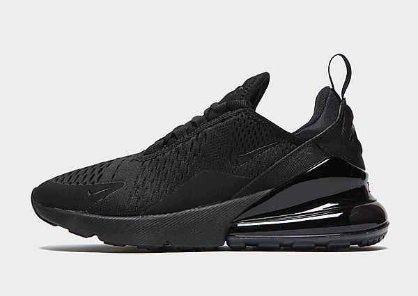 Nike Air Max 270 para mujer, Black