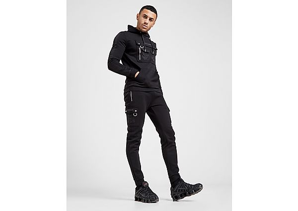 Supply & Demand Military Joggingbroek Heren - Black - Heren