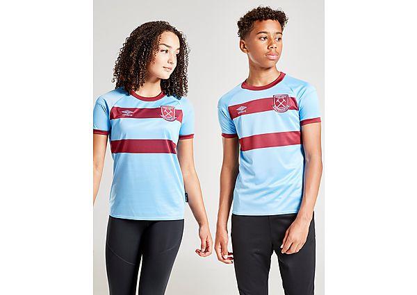 Umbro camiseta West Ham United 2020/21 2.ª equipación júnior, Blue