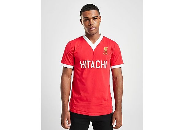 Liverpool FC camiseta Liverpool FC '78 1.ª equipación, Red/White