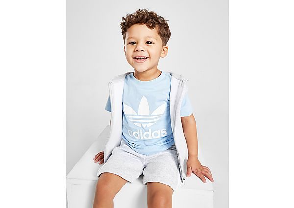 Adidas Originals Sport Three Piece T-Shirt/Shorts Set Baby's - Kind