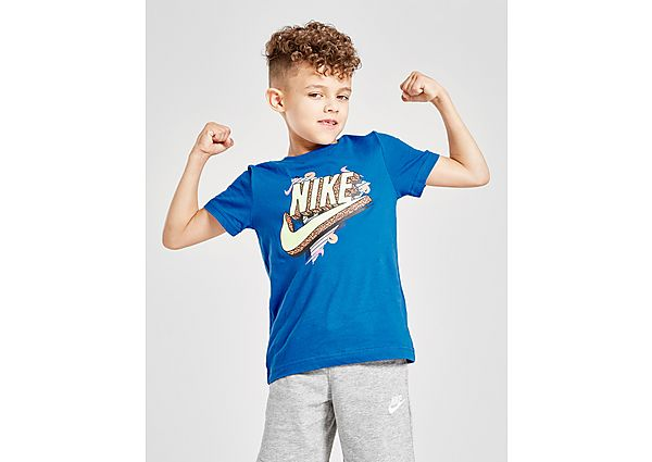 Nike '90s Logo T-Shirt Children - Kind