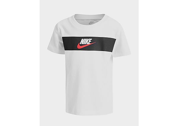 Nike Panel T-Shirt Infant  - White - Kind